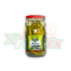 SILVANIA FOOD HOT PEPPERS 370 G  12/BAX
