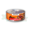 SADU BEANS WITH SAUSAGE 400GR 6/BOX