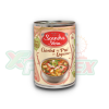 SIB. CHICKEN SOUP WITH VEGETABLES 400G
