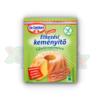 OETKER FOOD STARCH NO GLUTEN 80G (HU) 25/BOX