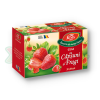 FARES TEA WITH STRAWBERRIES 20 BAG 30/BOX