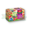 FARES TEA WITH FOREST FRUITS 50% 20 PL 30/BOX