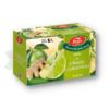 FARES TEA WITH GINGER AND GREEN LEMON 20 BAG 30/BOX
