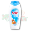 BABA SHOWER GEL CHAMOMILE HONEY 400ML