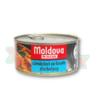 MOLDOVA BEANS WHIT SAUSAGE 300 GR 6/BAX