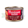 MOLDOVA STUFFED CABBAGE WITH PORK & BEEF MEAT 430 GR 6/BAX