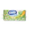 SINDY TOILET PAPER CHAMOMILE 8/SET 3 LAYERS 5/BOX