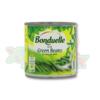 BONDUELLE GREEN BEANS 400 GR 12/BOX