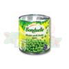 BONDUELLE GREEN PEAS 400 GR 12/BOX